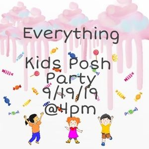 Everything kids Party